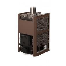 Печь для бани и сауны Бугринка 10ТУ